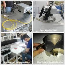 500w Advertising Laser Welding Machine Channel Letter Laser Welder