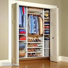 walk through the closet aisle at any home center and see lots of organizers everything from closet system maple e diy walk
