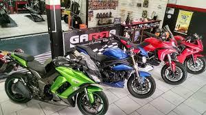 Resultado de imagem para imagens de oficina de motos