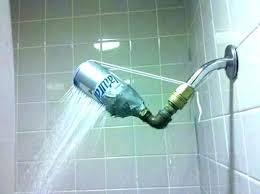 raised shower head s how to raise shower head up