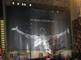com voted ballhyped com s best independent sports this is what the signage looks like now i e 2011 it s a sherwin williams ad