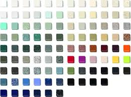Corian Joint Adhesive Color Chart Corian Glue Color Chart Corian Seam Adhesive Color Chart