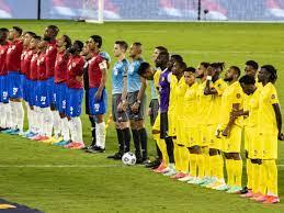 Concacaf Gold Cup: Jamaica vs. Suriname ...