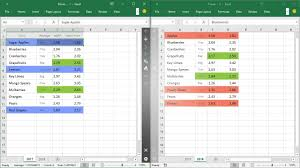 Excel Compare Two Worksheets And Highlight Differences
