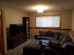 basement remodels. Basement Living Area Remodels