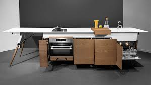 Space Saving Kitchen Furniture Creates Space Saving Kitchen Unit For Millenials