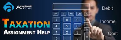 taxation assignment help usa uk  taxation assignment help usa uk academic avenue