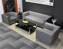 office sofa sets. Unique Sets Good Design Modern Leather Office Sofa 809 7 Seater Set Intended Office Sofa Sets