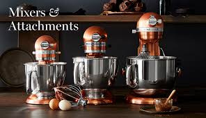rose gold kitchenaid mixer kitchen ideas
