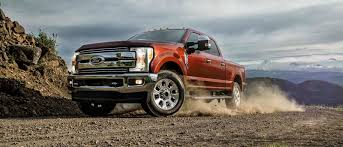 Ford Super Duty Pickup Truck Model Info | River View Ford