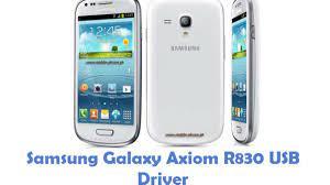 Samsung Galaxy Axiom R830 USB Driver ...