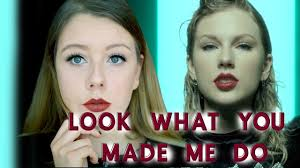 taylor swift look what you made me do make up tutorial i stylerob
