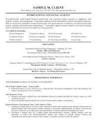 senior financial analyst resume financial analyst resume samples with  sample resume financial analyst senior financial analyst