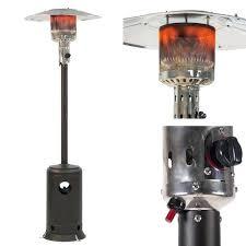 outdoor patio heater propane patio heater mocha garden outdoor heater propane standing gas free outdoor patio heater propane