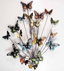 new contemporary metal wall art decor or sculpture butterfly explosion bunch on wall art metal sculptures uk with 14 best butterfly wall art images on pinterest wall d cor metal