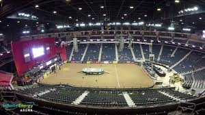 Infinite Arena Duluth Seating Chart Infinite Energy Arena Professional Bull Riders Dirt Load In Load Out