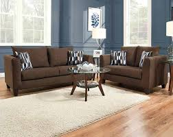 cheap living room furniture.  Living Camino Chocolate Sofa U0026 Loveseat With Cheap Living Room Furniture
