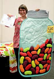 PatchworkPottery: JellyBean Jar Quilt & April 14, 2014 Adamdwight.com