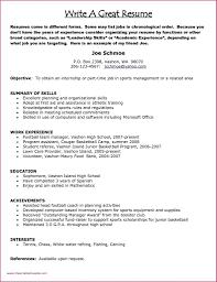 List Of Skills For Resume Yahoo Topgamers Xyz