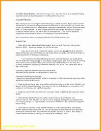 Good Things To Say On A Resume Inspirational Business Document