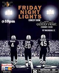 Friday Night Lights Buzzfeed
