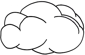 Small Picture Coloring Pages Smiling Sun Behind The Cloud Coloring Sheet