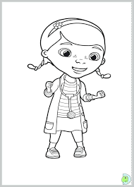 Doc Mcstuffin Coloring Book 2 Printable Doc Mcstuffins Coloring