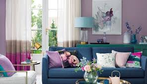 accents room gold paint living accent furniture and theme purple decor white wall velvet chairs red