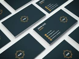 Luxury Business Card Business Card Templates Creative Market