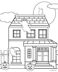 White House Coloring Page Printable Printable House Coloring Pages