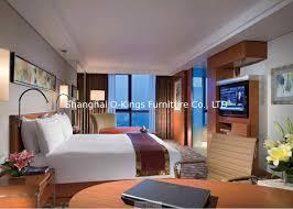 Solid Wood Bedroom Furniture Sets Custom Solid Wood Hotel Bedroom Furniture Sets For Home Modern