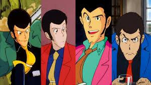 Lupin III: l'evoluzione del ladro gentiluomo nelle serie anime