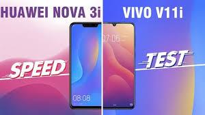 So sánh Vivo V11i và Huawei Nova 3i: Đọ tốc độ xem ai sẽ chiến ...