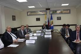 Рабочее совещание Счетной палаты Российской Федерации   на финансирование и материально техническое обеспечение деятельности мировых судей с контрольно счетными органами субъектов Российской Федерации