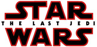 The last jedi Logos