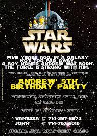 005 Star Wars Invitations Template Ideas Wonderful Wedding