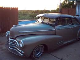 1946 CHEVY FLEETLINE COUPE FOR SALE OR TRADE $5000 - Page 2