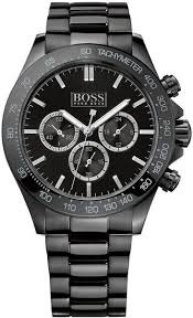 17 best ideas about hugo boss watches men s watches silver mens ion plated gunmetal tone watch hugo boss