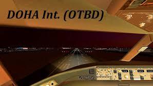 Files Doha International Airport Otbd Avsim Su