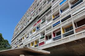 Sur La Piste La Cité Radieuse Du Corbusier Ou La Maison Du Fada
