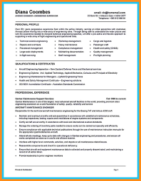 Aircraft Mechanic Resume 7 Sample Aircraft Mechanic Resume Agenda