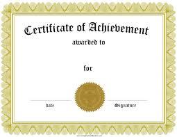 Blank Certificate Inspirational Chili Cook F Award Certificate