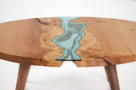 round river coffee table from greg klassen big