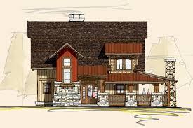 rustic house plans. Rustic House Plans N