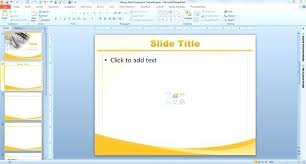 Themes For Microsoft Powerpoint 2010 Free Download Template Ms Ppt 2010 Templates Powerpoint Template Design For Free