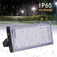 50w Led Security Light 50w Led Flood Light Waterproof Work Spot Light Super Bright Security Lamp For Camping Daily Lighting