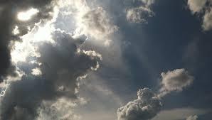 Resultado de imagen de nubes en la tarde