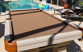 pool table weigh