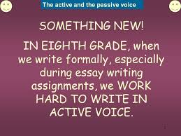 the active and the passive voice active and passive voice ppt  the active and the passive voice 2 something new