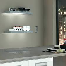 peaceful led glass shelf lighting b2217487 lighted floating shelves led floating shelf light illuminated floating glass